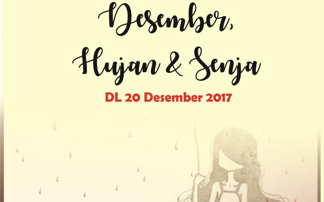 "Sayembara Menulis Puisi ""Desember, Hujan dan Senja"""
